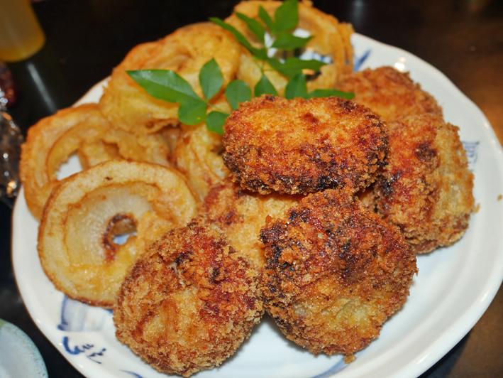 ウリはカボス酎ハイのスタンドバー:菜BAR KABOSS(大船)_c0014967_535686.jpg