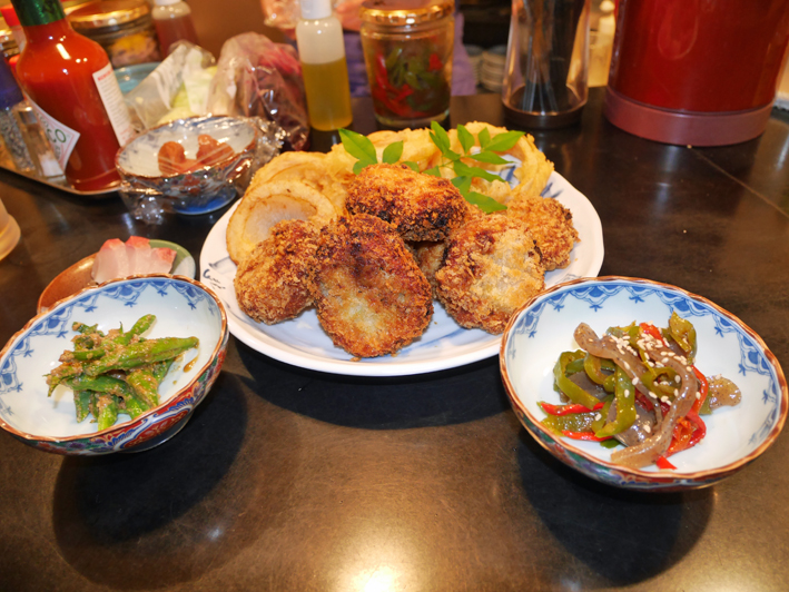 ウリはカボス酎ハイのスタンドバー:菜BAR KABOSS(大船)_c0014967_536147.jpg