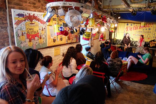 NY生まれのコーヒー豆ブランド、カフェ・バステロ(Café Bustelo)のポップアップ店へ_b0007805_21134766.jpg