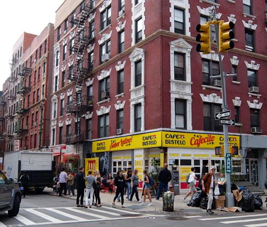 NY生まれのコーヒー豆ブランド、カフェ・バステロ(Café Bustelo)のポップアップ店へ_b0007805_21144027.jpg