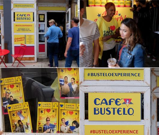 NY生まれのコーヒー豆ブランド、カフェ・バステロ(Café Bustelo)のポップアップ店へ_b0007805_21145756.jpg