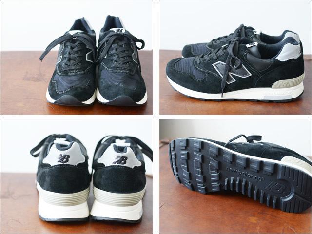 New Balance[ニューバランス] MADE IN USA M1400BKS レザー1400 BLACK/ブラック [Leather] MEN\'S/LADY\'S_f0051306_18320156.jpg