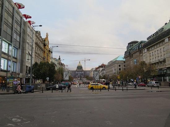 街の風景 in プラハ_c0192215_2214442.jpg