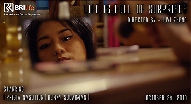 "インドネシアの映画2本:"" Life is Full of Surprises\"" & \""Second Chance\' (Livi Zheng 監督)_a0054926_11313149.jpg"