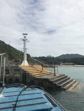 西貢の離島へボートトリップ☆A Boat Trip To A Little Island in Sai Kung_f0371533_19100398.jpg