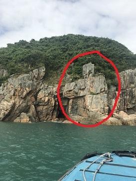 西貢の離島へボートトリップ☆A Boat Trip To A Little Island in Sai Kung_f0371533_19102753.jpg