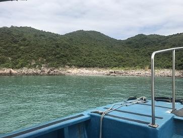 西貢の離島へボートトリップ☆A Boat Trip To A Little Island in Sai Kung_f0371533_19153838.jpg