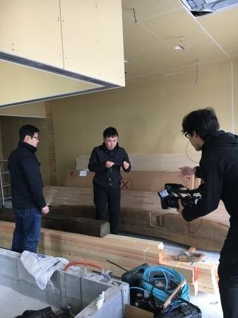 NHKテレビの取材_f0036534_13420417.jpeg