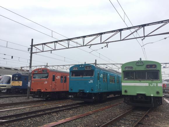 JR西日本 吹田総合車両所へ、GO!_d0249867_18245850.jpg