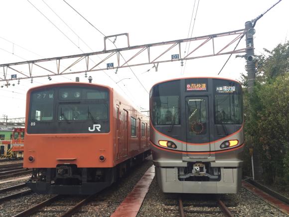 JR西日本 吹田総合車両所へ、GO!_d0249867_18314335.jpg