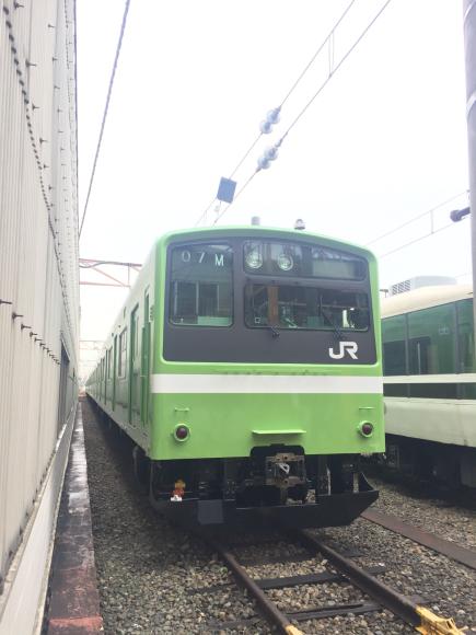 JR西日本 吹田総合車両所へ、GO!_d0249867_18314750.jpg
