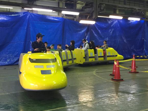 JR西日本 吹田総合車両所へ、GO!_d0249867_18335340.jpg