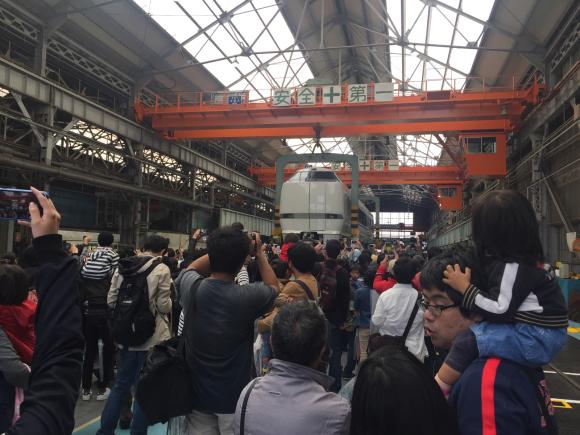 JR西日本 吹田総合車両所へ、GO!_d0249867_18335738.jpg