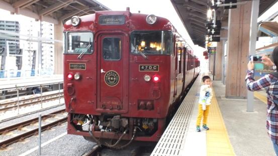 列車の旅(人吉へ)_b0214473_11332031.jpg