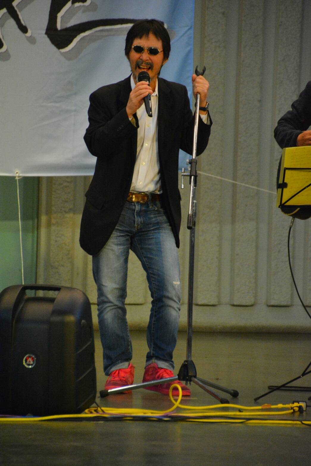 「上野音楽堂ライブ」_a0075684_1495493.jpg