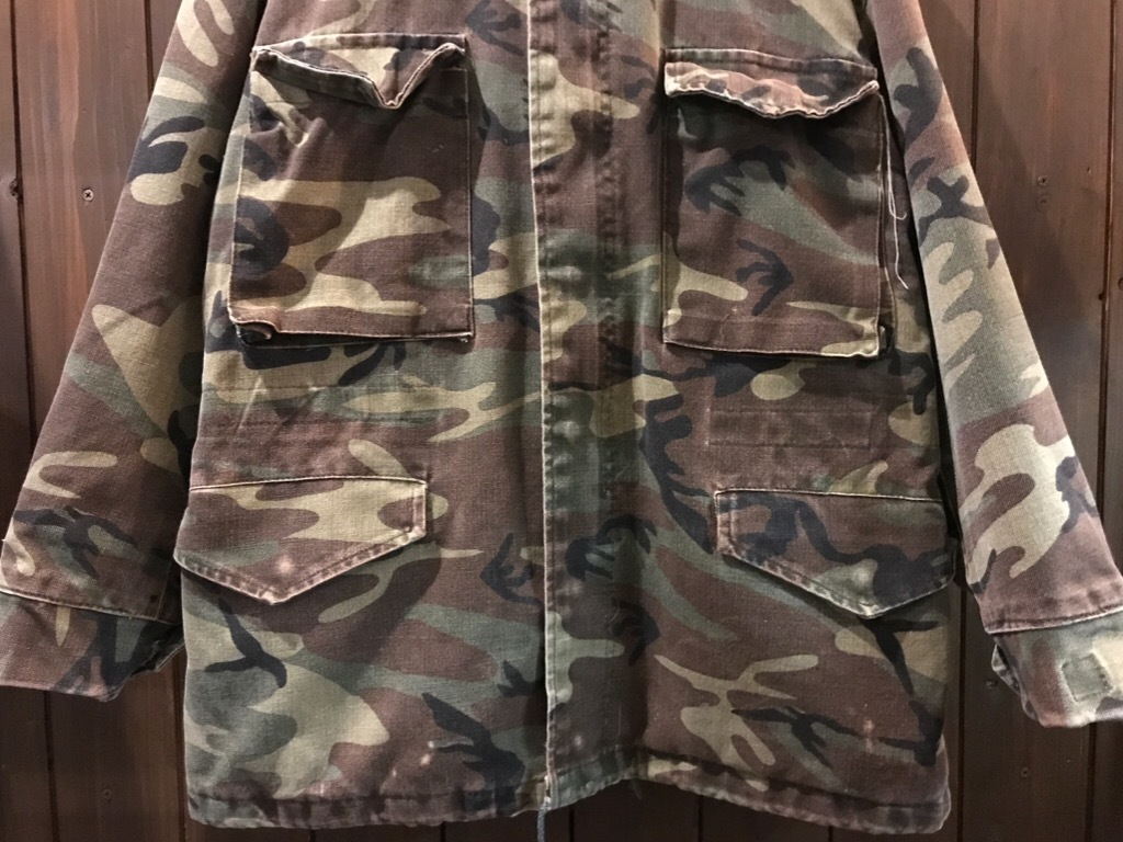 神戸店11/1(水)ヴィンテージ&スーペリア入荷!#2 Military Item Part2! Made in U.S.A. NOS Tiger Camo, NightDesert Camo!!!_c0078587_19223558.jpg