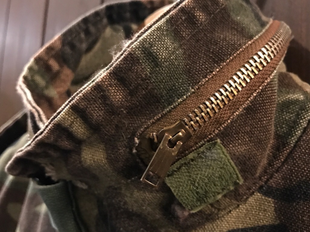 神戸店11/1(水)ヴィンテージ&スーペリア入荷!#2 Military Item Part2! Made in U.S.A. NOS Tiger Camo, NightDesert Camo!!!_c0078587_19223563.jpg