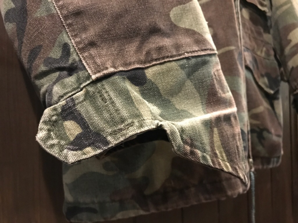 神戸店11/1(水)ヴィンテージ&スーペリア入荷!#2 Military Item Part2! Made in U.S.A. NOS Tiger Camo, NightDesert Camo!!!_c0078587_19223590.jpg
