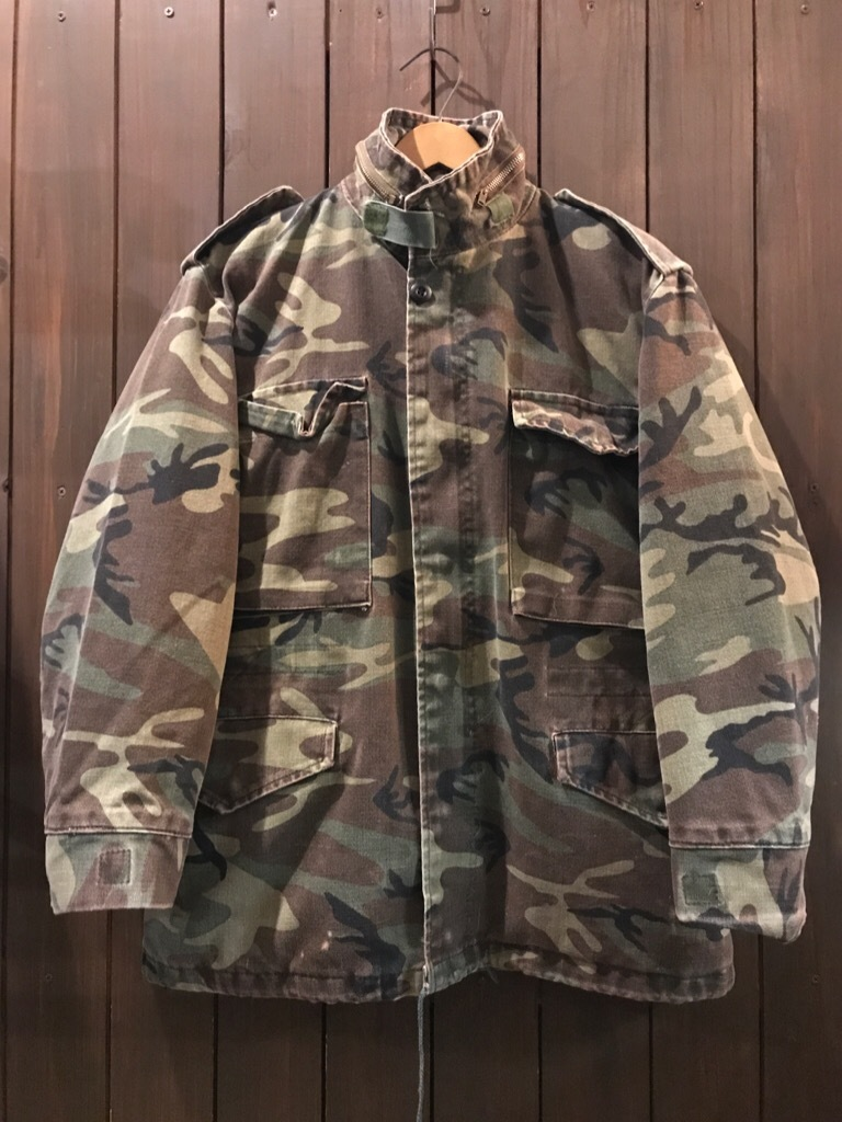 神戸店11/1(水)ヴィンテージ&スーペリア入荷!#2 Military Item Part2! Made in U.S.A. NOS Tiger Camo, NightDesert Camo!!!_c0078587_19223647.jpg