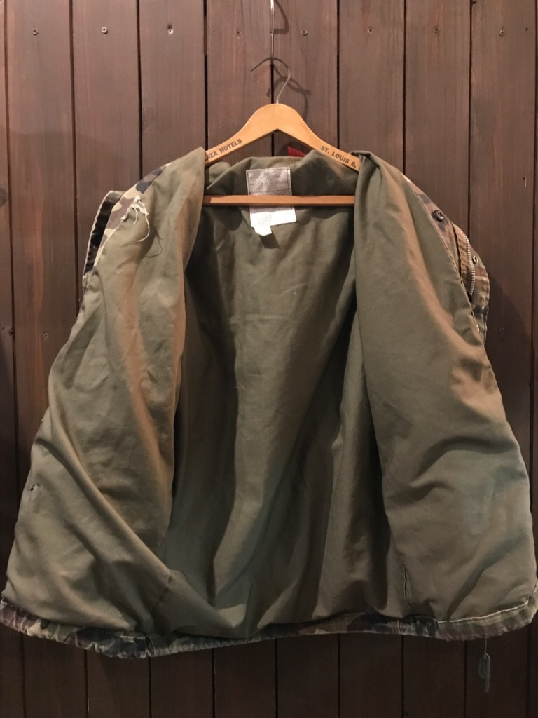 神戸店11/1(水)ヴィンテージ&スーペリア入荷!#2 Military Item Part2! Made in U.S.A. NOS Tiger Camo, NightDesert Camo!!!_c0078587_19223729.jpg