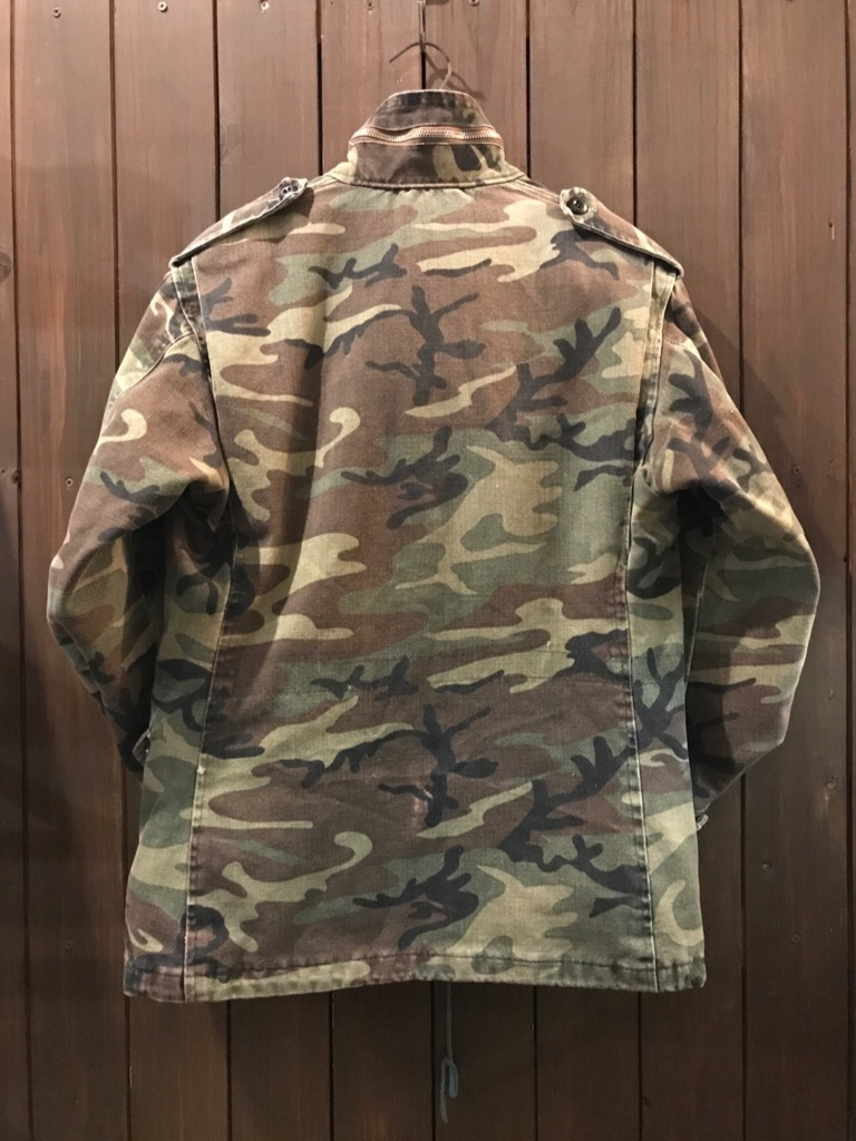 神戸店11/1(水)ヴィンテージ&スーペリア入荷!#2 Military Item Part2! Made in U.S.A. NOS Tiger Camo, NightDesert Camo!!!_c0078587_19223789.jpg