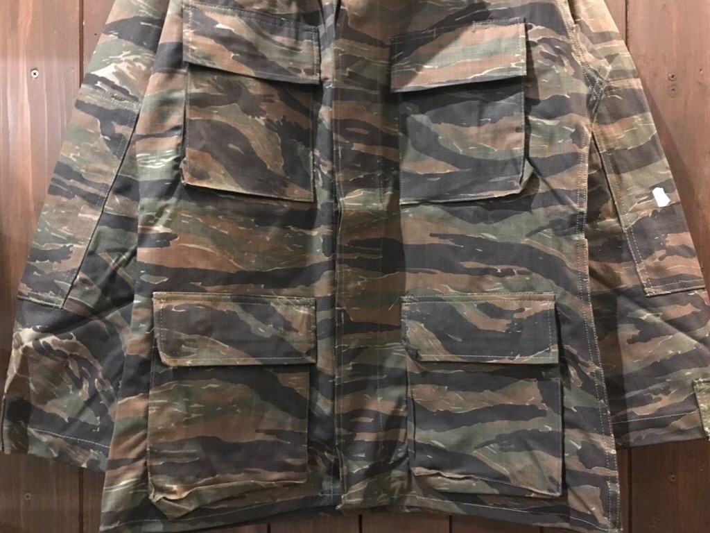 神戸店11/1(水)ヴィンテージ&スーペリア入荷!#2 Military Item Part2! Made in U.S.A. NOS Tiger Camo, NightDesert Camo!!!_c0078587_19240726.jpg