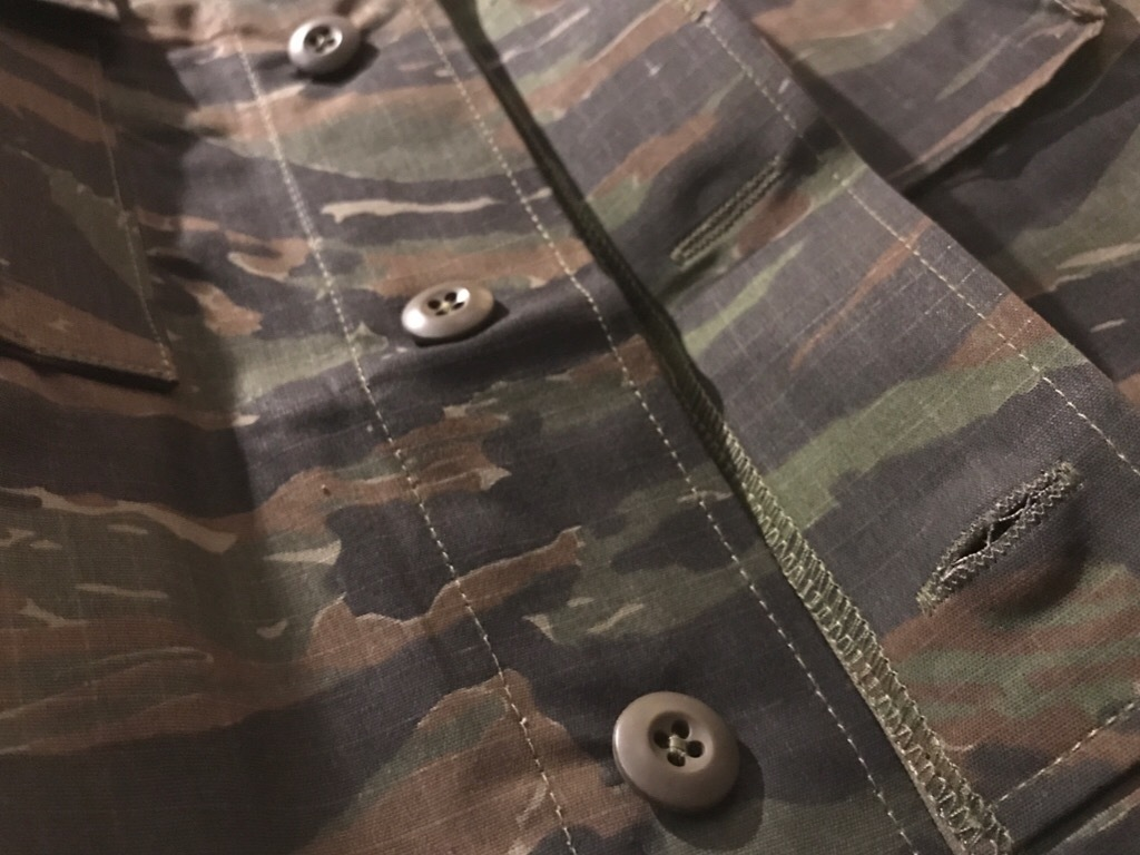 神戸店11/1(水)ヴィンテージ&スーペリア入荷!#2 Military Item Part2! Made in U.S.A. NOS Tiger Camo, NightDesert Camo!!!_c0078587_19240743.jpg