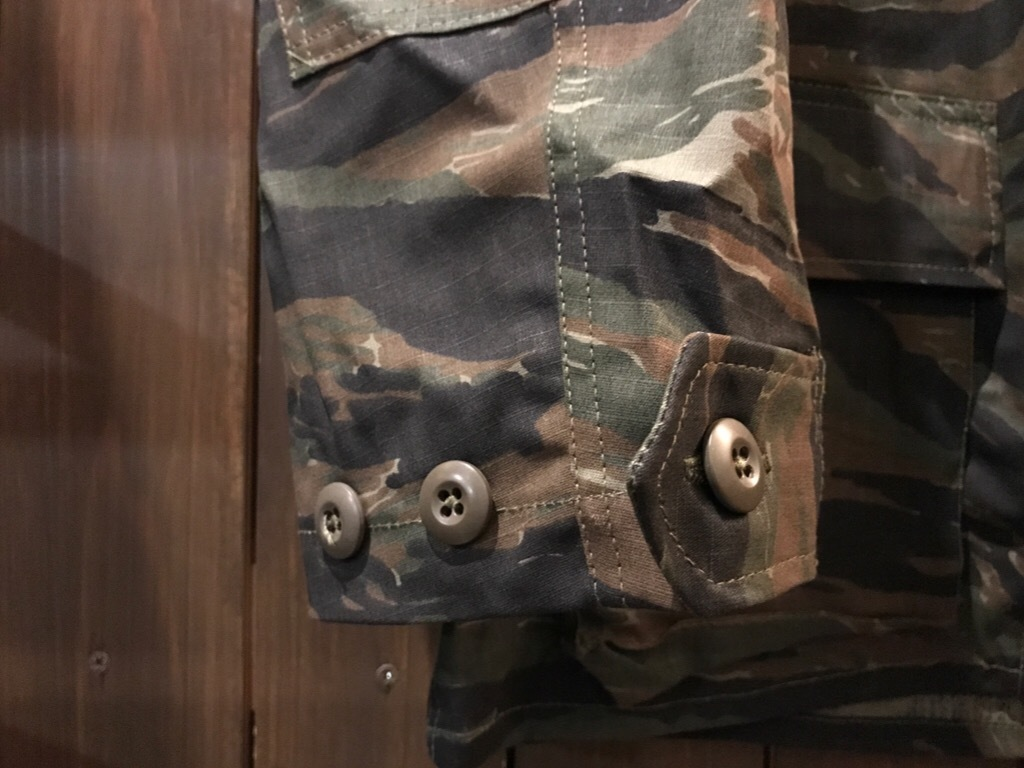 神戸店11/1(水)ヴィンテージ&スーペリア入荷!#2 Military Item Part2! Made in U.S.A. NOS Tiger Camo, NightDesert Camo!!!_c0078587_19240812.jpg
