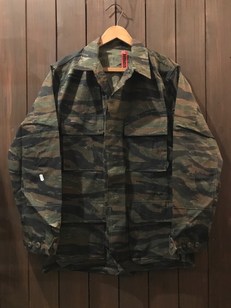 神戸店11/1(水)ヴィンテージ&スーペリア入荷!#2 Military Item Part2! Made in U.S.A. NOS Tiger Camo, NightDesert Camo!!!_c0078587_19240827.jpg