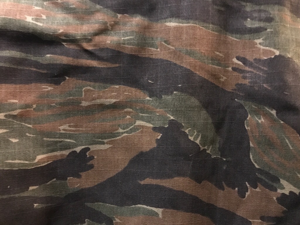 神戸店11/1(水)ヴィンテージ&スーペリア入荷!#2 Military Item Part2! Made in U.S.A. NOS Tiger Camo, NightDesert Camo!!!_c0078587_19240847.jpg