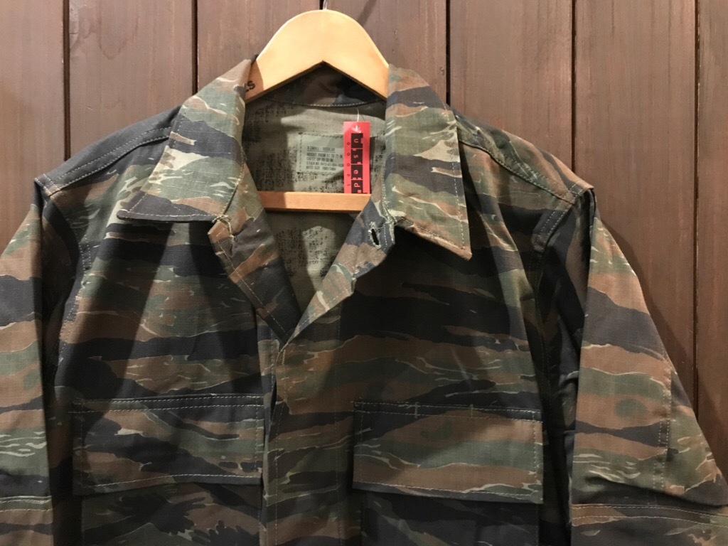 神戸店11/1(水)ヴィンテージ&スーペリア入荷!#2 Military Item Part2! Made in U.S.A. NOS Tiger Camo, NightDesert Camo!!!_c0078587_19240879.jpg