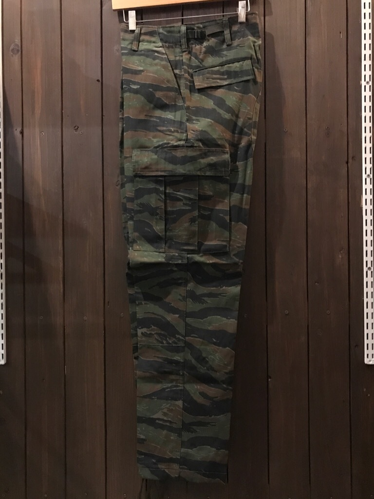 神戸店11/1(水)ヴィンテージ&スーペリア入荷!#2 Military Item Part2! Made in U.S.A. NOS Tiger Camo, NightDesert Camo!!!_c0078587_19250051.jpg