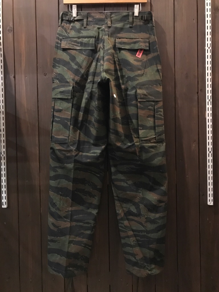 神戸店11/1(水)ヴィンテージ&スーペリア入荷!#2 Military Item Part2! Made in U.S.A. NOS Tiger Camo, NightDesert Camo!!!_c0078587_19250118.jpg