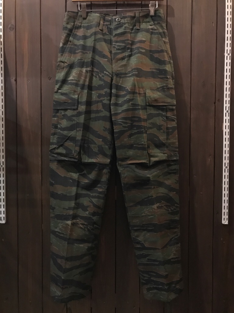 神戸店11/1(水)ヴィンテージ&スーペリア入荷!#2 Military Item Part2! Made in U.S.A. NOS Tiger Camo, NightDesert Camo!!!_c0078587_19250278.jpg