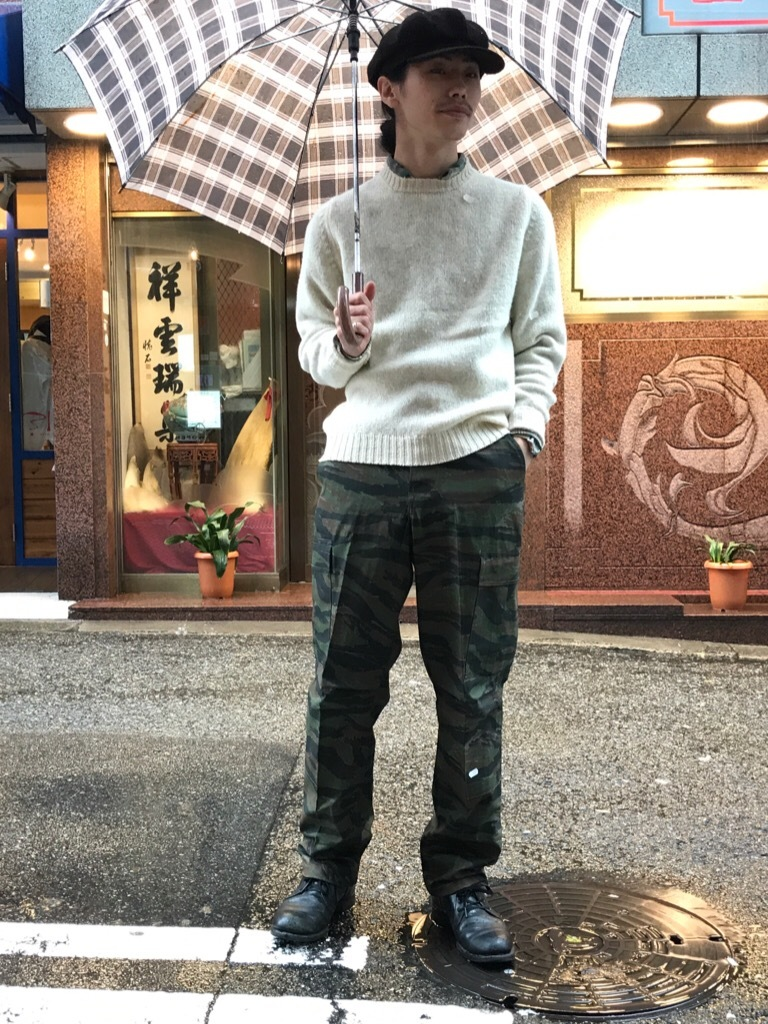神戸店11/1(水)ヴィンテージ&スーペリア入荷!#2 Military Item Part2! Made in U.S.A. NOS Tiger Camo, NightDesert Camo!!!_c0078587_19255305.jpg