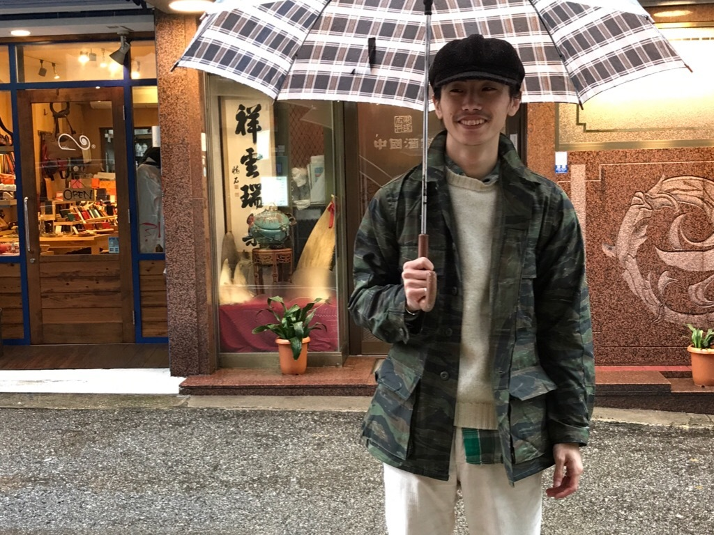 神戸店11/1(水)ヴィンテージ&スーペリア入荷!#2 Military Item Part2! Made in U.S.A. NOS Tiger Camo, NightDesert Camo!!!_c0078587_19255528.jpg