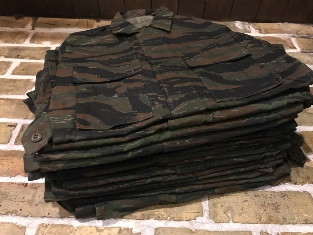 神戸店11/1(水)ヴィンテージ&スーペリア入荷!#2 Military Item Part2! Made in U.S.A. NOS Tiger Camo, NightDesert Camo!!!_c0078587_19280098.jpg