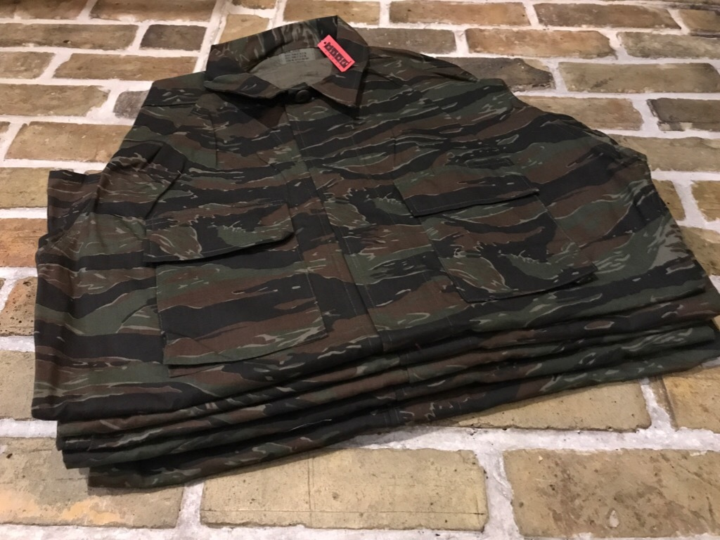 神戸店11/1(水)ヴィンテージ&スーペリア入荷!#2 Military Item Part2! Made in U.S.A. NOS Tiger Camo, NightDesert Camo!!!_c0078587_19280167.jpg