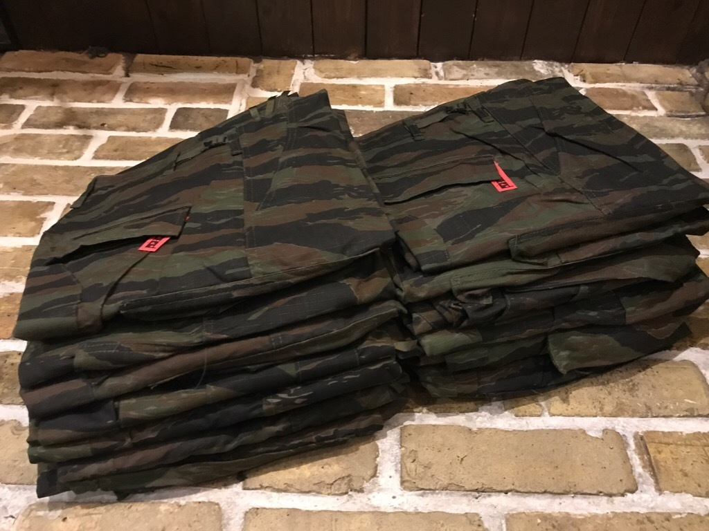 神戸店11/1(水)ヴィンテージ&スーペリア入荷!#2 Military Item Part2! Made in U.S.A. NOS Tiger Camo, NightDesert Camo!!!_c0078587_19292366.jpg