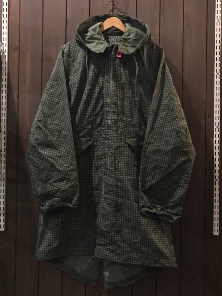 神戸店11/1(水)ヴィンテージ&スーペリア入荷!#2 Military Item Part2! Made in U.S.A. NOS Tiger Camo, NightDesert Camo!!!_c0078587_19301265.jpg