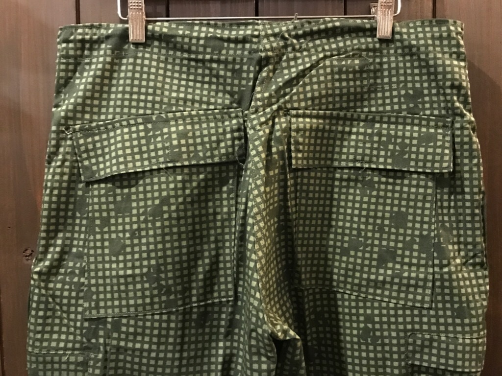 神戸店11/1(水)ヴィンテージ&スーペリア入荷!#2 Military Item Part2! Made in U.S.A. NOS Tiger Camo, NightDesert Camo!!!_c0078587_19314476.jpg