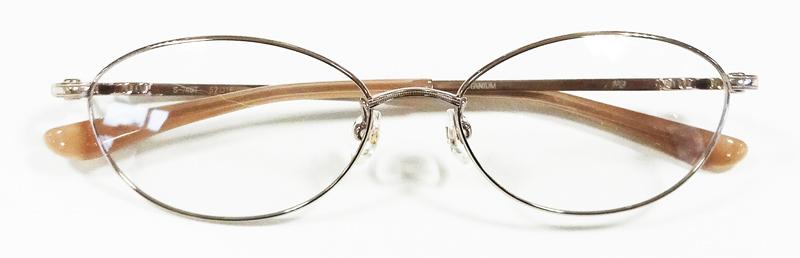 999\'9(フォーナインズ)ニューコレクション「眼鏡は道具である。原点のもっと先へ。もの創りのもっと奥へ」新作メタルフレームS-745T入荷!_c0003493_10455203.jpg