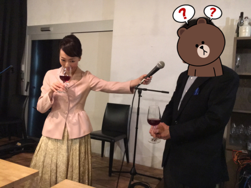 美和ちゃんの朗読会_e0123401_22175663.jpg