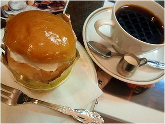 浅草の老舗喫茶店。_b0067302_15262772.jpg