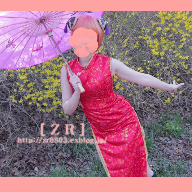 [ZR] 銀魂 - 神楽 /コスプレset_b0273504_05082660.jpg