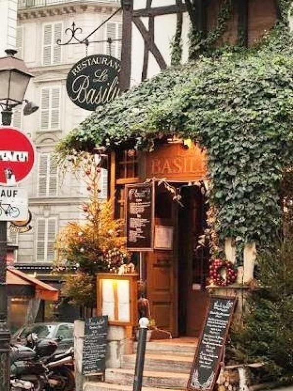 ヨーロッパ買い付け後記10 かわいいレストランで食事 入荷ボルサリーノ、ロイヤルステットソン、ボブス ハット_f0180307_18413112.jpg
