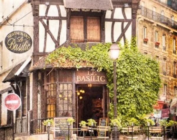ヨーロッパ買い付け後記10 かわいいレストランで食事 入荷ボルサリーノ、ロイヤルステットソン、ボブス ハット_f0180307_18480689.jpg