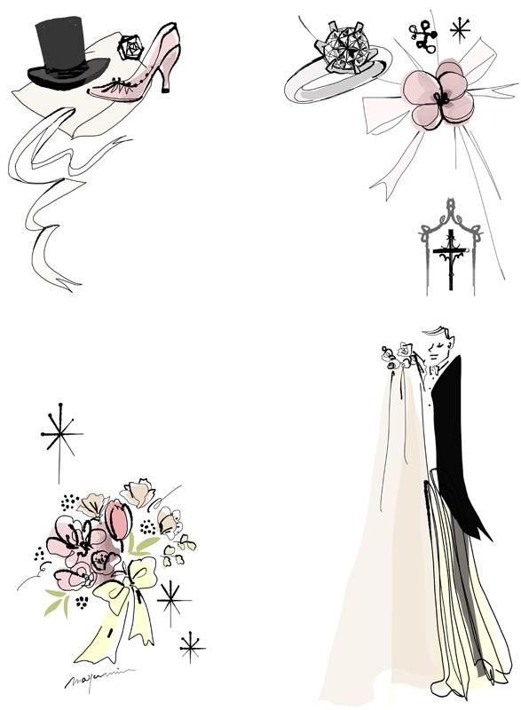 25ansウエディング Ginza Wedding book_f0172313_02285988.jpg