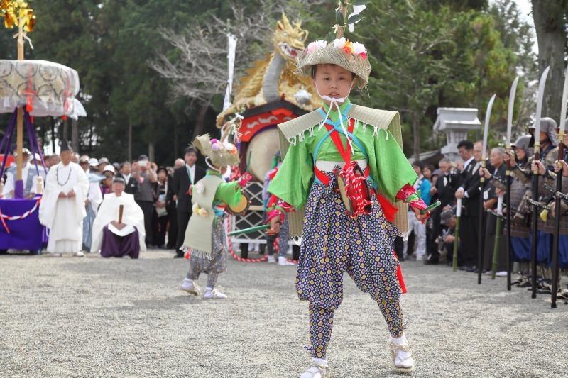 苗村神社三十三年式年大祭 その2_c0196076_06274023.jpg