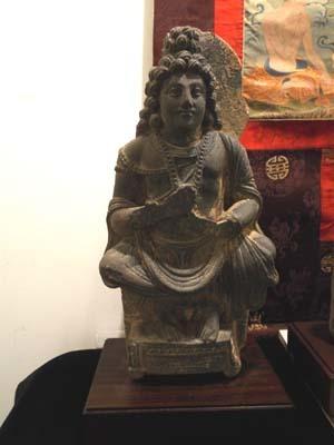 ぐるっとパスNo.11 昭和館とシルクロード展まで見たこと_f0211178_18054301.jpg